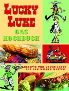 Cover des Lucky Luke Kochbuchs