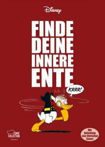"Cover des Disney-Titels ""Finde deine innere Ente"" der Egmont Comic Collection"