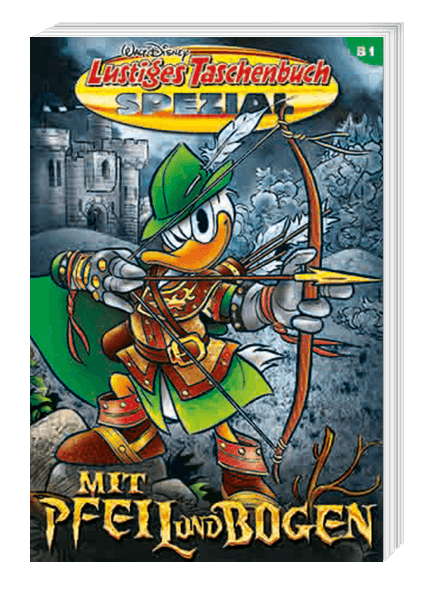Das Cover des Taschenbuchs Spezial erschienen bei Egmont Publishing