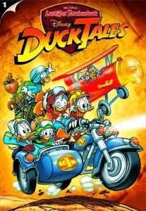 Lustiges Taschenbuch DuckTales 1