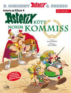 Cover des Asterix Mundart-Ablums Kölsch