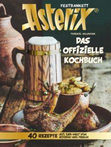 Cover Asterix Festbankett - Das offizielle Kochbuch