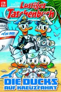Die Ducks auf Kreuzfahrt