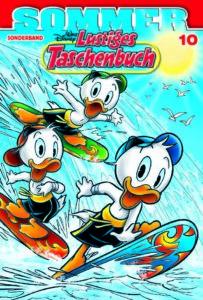 Cover Lustiges Taschenbuch Sommer Nr. 10