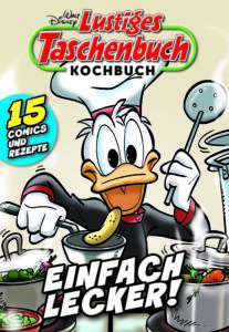 Cover der LTB Sonderedition Kochbuch