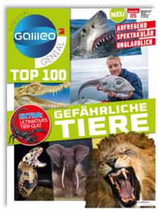 Galileo Genial Sonderheft 05: Cover